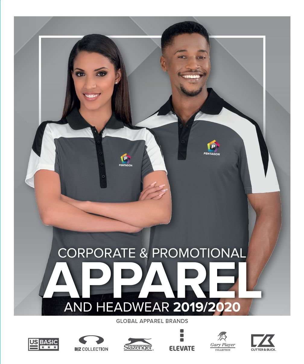 Amrod Apparel and Headwear Catalogue
